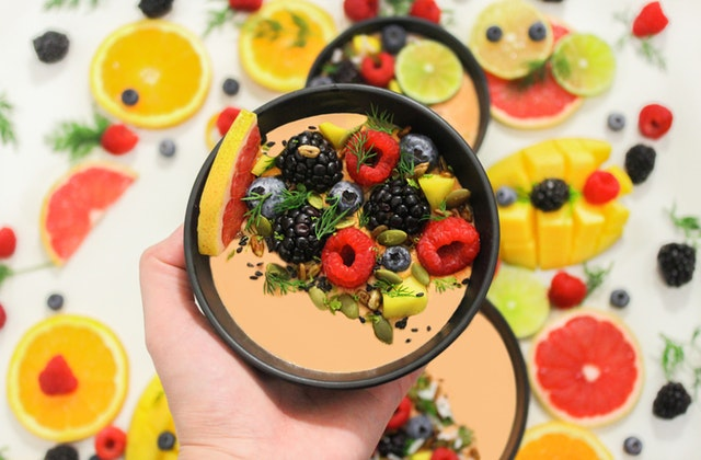 5 Incredible Benefits of Fruits