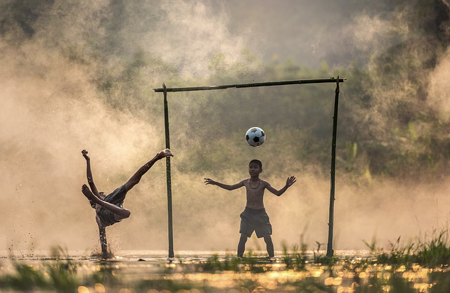 Soccer in Real Life